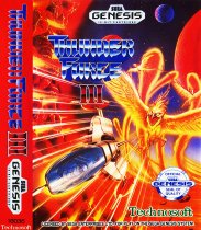 Thunder Force III (Sega Mega Drive / Genesis (VGM))