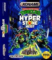 Teenage Mutant Ninja Turtles - The Hyperstone Heist (Sega Mega Drive / Genesis (VGM))