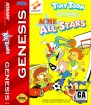 Tiny Toon Adventures - ACME All-Stars (Sega Mega Drive / Genesis (VGM))