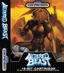 Altered Beast (Sega Mega Drive / Genesis (VGM))