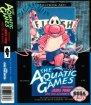 Aquatic Games Starring James Pond and the Aquabats, The (Sega Mega Drive / Genesis (VGM))