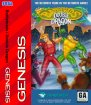 Battletoads & Double Dragon - The Ultimate Team (Sega Mega Drive / Genesis (VGM))