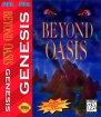 Beyond Oasis (Sega Mega Drive / Genesis (VGM))