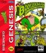 Boogerman - A Pick and Flick Adventure (Sega Mega Drive / Genesis (VGM))