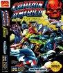 Captain America and the Avengers (Sega Mega Drive / Genesis (VGM))