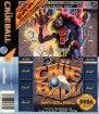 Crue Ball - Heavy Metal Pinball (Sega Mega Drive / Genesis (VGM))