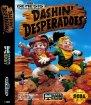 Dashin' Desperadoes (Sega Mega Drive / Genesis (VGM))