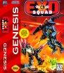 Exo Squad (Sega Mega Drive / Genesis (VGM))