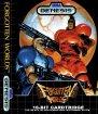Forgotten Worlds (Sega Mega Drive / Genesis (VGM))