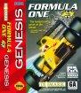 F1 World Championship (Sega Mega Drive / Genesis (VGM))