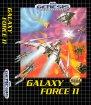 Galaxy Force II (Sega Mega Drive / Genesis (VGM))