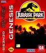 Jurassic Park (Sega Mega Drive / Genesis (VGM))