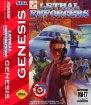 Lethal Enforcers (Sega Mega Drive / Genesis (VGM))