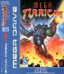 Mega Turrican (Sega Mega Drive / Genesis (VGM))