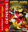 Mickey Mania - The Timeless Adventures of Mickey Mouse (Sega Mega Drive / Genesis (VGM))