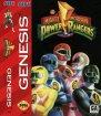 Mighty Morphin Power Rangers (Sega Mega Drive / Genesis (VGM))