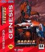 Sagaia (Sega Mega Drive / Genesis (VGM))