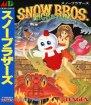 Snow Bros. - Nick & Tom (Sega Mega Drive / Genesis (VGM))