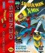 Spider-Man & X-Men - Arcade's Revenge (Sega Mega Drive / Genesis (VGM))