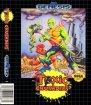 Toxic Crusaders (Sega Mega Drive / Genesis (VGM))