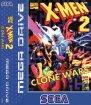 X-Men 2 - Clone Wars (Sega Mega Drive / Genesis (VGM))