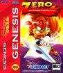 Zero the Kamikaze Squirrel (Sega Mega Drive / Genesis (VGM))