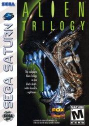 Alien Trilogy (Sega Saturn (SSF))