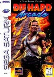 Die Hard Arcade (Sega Saturn (SSF))