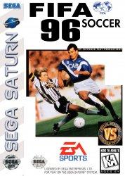 FIFA Soccer 96 (Sega Saturn (SSF))