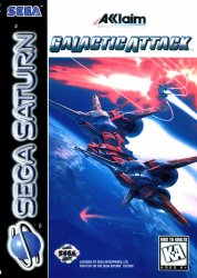 Galactic Attack (Sega Saturn (SSF))