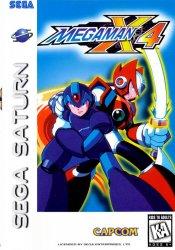 Mega Man X4 (Sega Saturn (SSF))