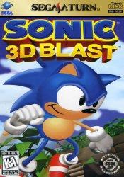 Sonic 3D Blast (Sega Saturn (SSF))