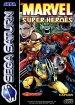 Marvel Super Heroes (Sega Saturn (SSF))
