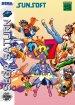 Waku Waku 7 (Sega Saturn (SSF))