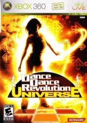 Dance Dance Revolution Universe 3 - Chinese Music Special Edition (Xbox 360)