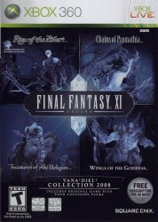 Final Fantasy XI - Ultimate Collection (Xbox 360)
