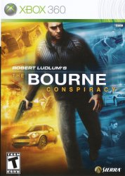 Bourne Conspiracy, The (Xbox 360)