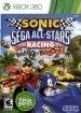 Sonic & All Stars Racing Transformed (Xbox 360)