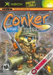 Conker - Live & Reloaded (Xbox)