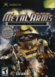 Metal Arms - Glitch in the System (Xbox)